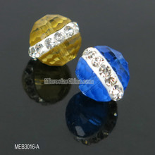 Rhinestone faceted clothing decoration crystal beads