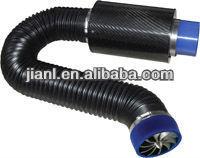 carbon auto turbo cold air intake kit/good quality aluminum cold air intake kits