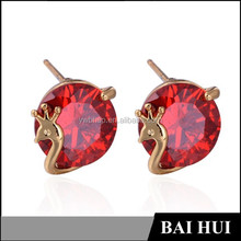 China Alibaba Designs Fashion Jewelry Earrings/2015 Manufacturer Wholesale Women's Accessories