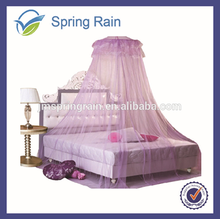 Mosquite Net and Bed Canopy with Romantic Lace