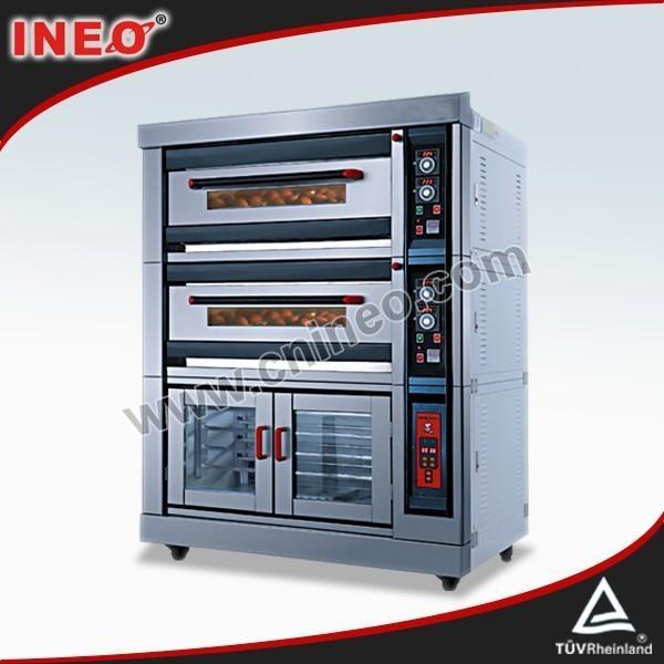 Un facile spostamento pesanti 3 forno per panetteria ponte/cottura prezzo della macchina