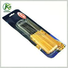 Common design bulk cheap kitchen knife