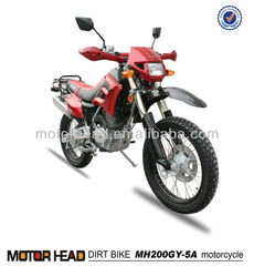 200cc ,China 250cc dirt bikes , MH200GY-5A heavy bikes motorcycles