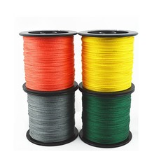 wholesale japan Multifilament pe braided fishing line 8 strands 500 meters braided wire line free shipping