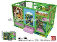 Happy Heaven for Kids Indoor Soft Playground