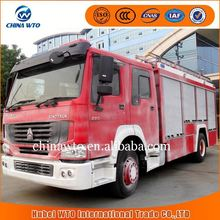 China supplier new product 4*2 8000L fire fighting vehicle, fire fighting automobile for sale, fire trucks for sale
