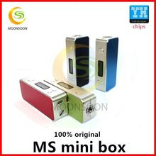 adjust vv/vw MS mini box 50w mod vs da vinci ascent vaporizer
