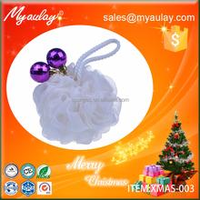 mesh bath sponge trend christmas gift 2015 XMAS-003