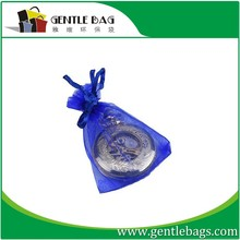 100% Brand New Package Organza Material Bag for Crafts