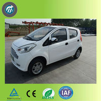 new model electric car / eec approved electric automobile / 4 wheels mini smart electric automobile