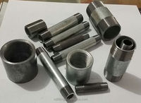 Carbon Steel pipe fittings steel nipples