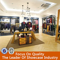 retail store clothing store furniture for men clothes display shelf