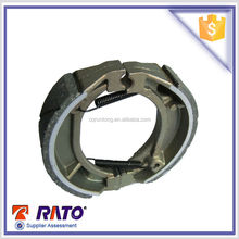 Chinese CG100,DY100,100CC,125CC motorcycle spare parts motorcycle brake shoes wholesale
