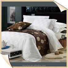 egyptian cotton embroidery design bedding set / hotel sheet set / bed set