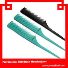 High quality Antistatic Carbon fiber hair cut comb