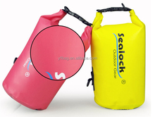 Small to large dry bag backpack waterproof tube bag dry bag for swimming
