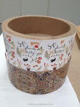 Cat ondulé CAGE produits pour animaux de compagnie lit DKCS150703
