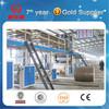 3/5/7 layer Autoamtic Corrugated Cardboard Carton Box Making Plant/ carton packing machine