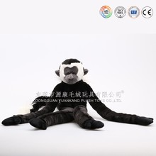 2015 New design lovely toy monkey with long legs