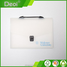Wholesale A4 Plastic PP Document Case File Box with Handle