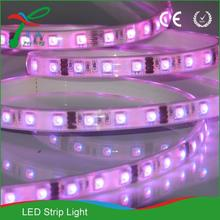 Sine 2008 high quality waterproof connection led strip rgb