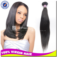 70 300g excellent quality, virgin brazilian natural straight hair wefts
