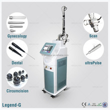 High Quality CO2 fractional laser therapy Beauty Equipment for Acne and acne scar removal
