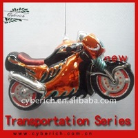 New Motorcycle Ornaments