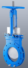 High Quality Wafer Butterfly Valve Smooth For Opening And Closing From China