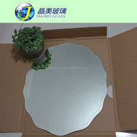 EVERY KIND OF DIFFERENT SHAPE POLISHED EDGE MIRROR