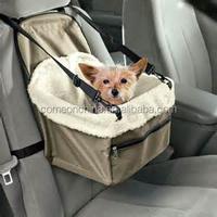 Portable Car pet booster seat hanging basket cages pet travel carrier