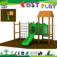 Kids Park Sand Play Outdoor Woods Theme Children Playground