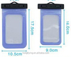 Cheap cellphone pouch PVC Waterproof bag 5.7 inches