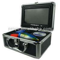 LCD cheap underwater digital camera for pipe inspection+fish finder+precious hunt PY-GSY-7000