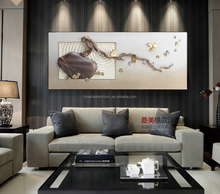 Home interior decoration design, 3d paintings for living room/bedroom, professional relief crafts