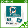 2014 sport team polyester fabric custom size Miami Dolphins flag