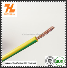 BV single wire copper Conductor PVC jacket 0.75mm 4mm 6mm BV Electric Cable