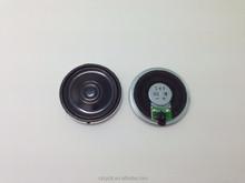 36mm 1w 8ohm Fo-7KHz Mylar cone speaker