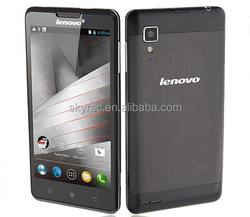 Lenovo P780 Phone Cell MTK6589 Android Smart Phone WCDMA 3G Lenovo P780 5''