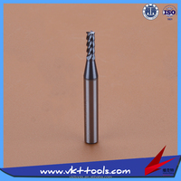 6*50 ------ CNC Milling Tools in HRC60 4 Flutes Carbide Milling Cutter