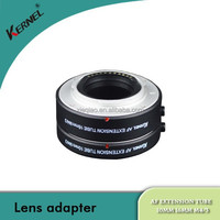 Kernel electronic Auto Focus Extension Tube Set auto tube for Micro Four Thirds Mount M43 m4/3