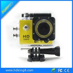 Hottest Colorful dv 603D Wifi remote control sport camera