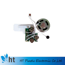 voice chip recorder/voice recorder chip ic for greeting card