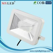2015 Ultra-thin Design 12w 20w 30w Led Flood Light AC230V Outdoor Projector Light IP65