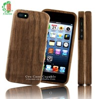 New Style Wooden Cell Phone Case For Iphone 5,Blank Wood Case For Iphone 5