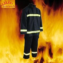 Nomex IIIA traje de fuego Bunker ropa