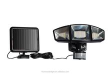 Solar Led Motion Security Sensor Light