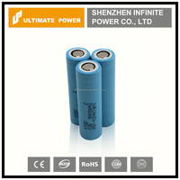 2015 hot 2500mah samsung 25r 18650 li-ion battery cell rechargeable 20amp samsung inr18650-25r