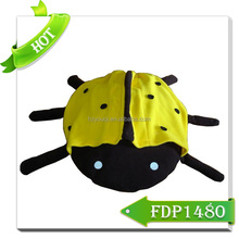 Ladybird shape luxury Indoor pet house/dog beds/cat beds