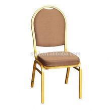 wholesale metal frame rocking chair chiavari chair antique golden hotel chair